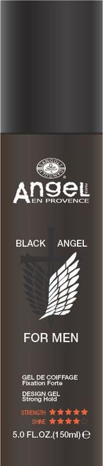Black Angel for Men Design Gel Strong Hold 150ml