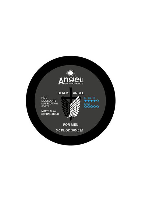 Black Angel for Men Matte Clay Strong Hold 100g