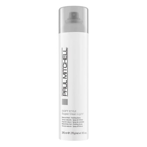 Paul Mitchell Soft Style Super Clean Light Finishing Spray 315ml