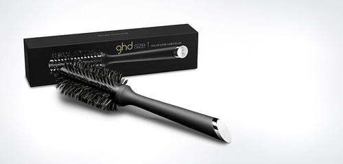 Ghd Natural Bristle Radial Brush Size 1 (28mm)