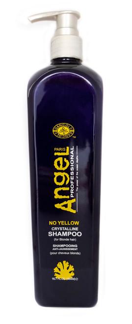 Angel Professional No Yellow Crystalline Shampoo 500ml