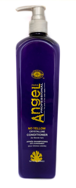 Angel Professional No Yellow Crystalline Conditioner 500ml