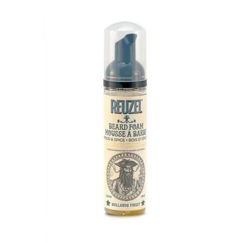Reuzel Beard Foam - Wood & Spice 70ml