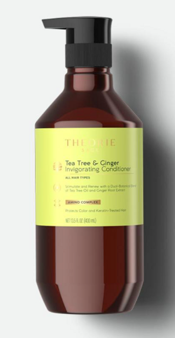 Theorie Sage Tea Tree & Ginger Invigorating Conditioner 400ml