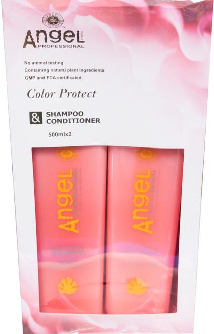 Angel Deep Sea Colour Protect 500ml Duo