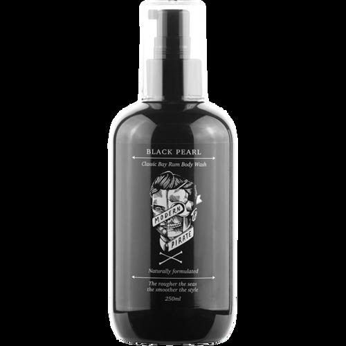 Modern Pirate Black Pearl / Classic Bay Rum Body Wash 250ml
