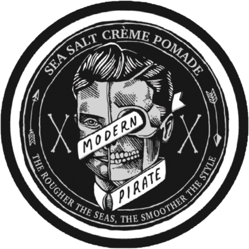 Modern Pirate Sea Salt Creme Pomade 100ml