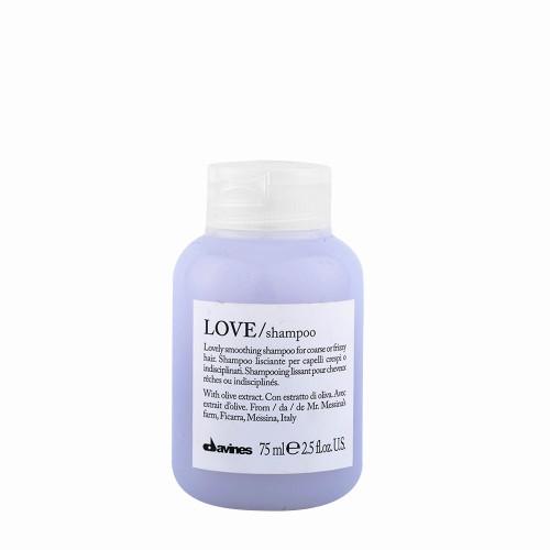 Davines Love Smooth Shampoo TRAVEL 75ml