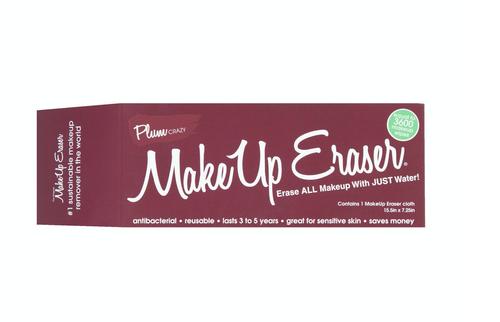Makeup Eraser - Plum