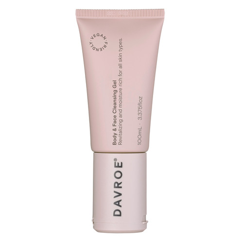 Davroe Bliss Body Wash and Face Cleansing Gel 100ml