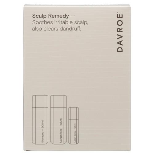 Davroe Scalp Remedy Trio Pack