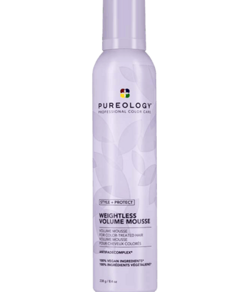 Pureology Style & Protect Weightless Volume Mousse 238g
