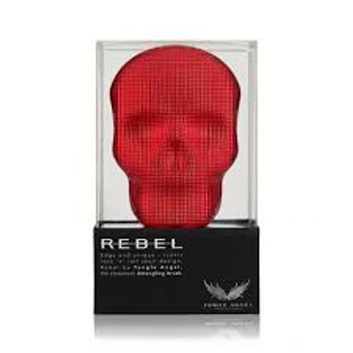Tangle Angel Rebel Red