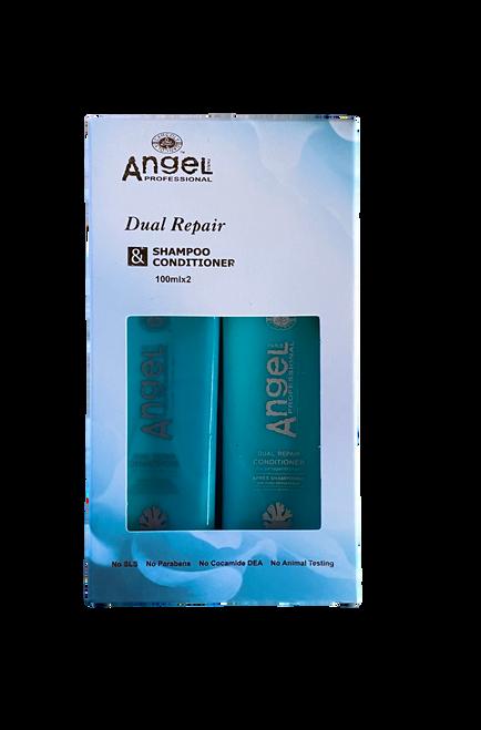 Angel Deep Sea Dual Repair 100ml TRAVEL Duo