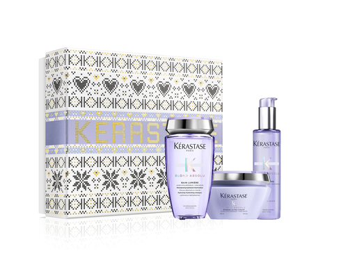 Kérastase Blond Absolu Xmas Pack with Mask