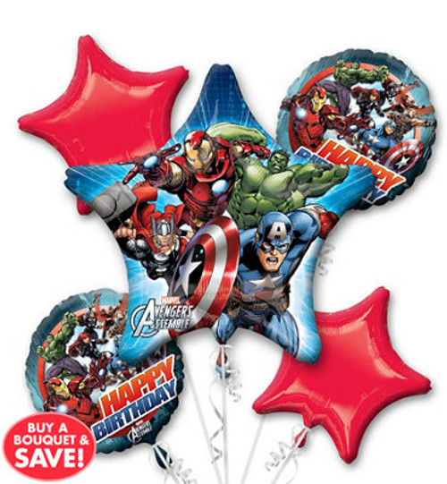 Avengers Birthday Bouquet
