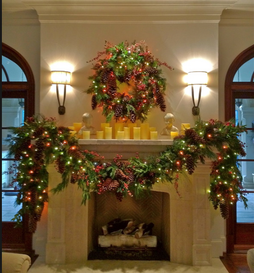 Garland and Wreath