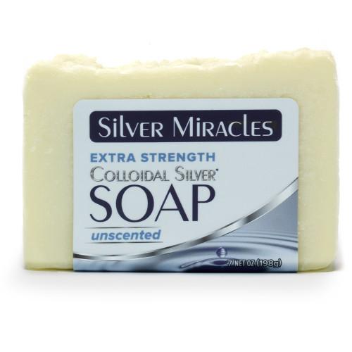 Colloidal Silver Extra Strength Soap
