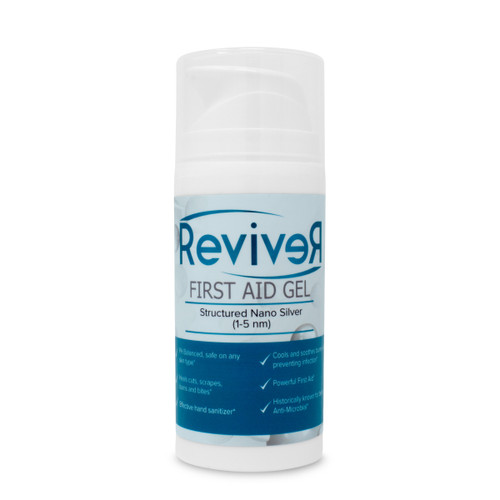 Colloidal Silver First Aid Gel