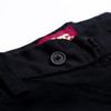 Merc London Black Sta-Press Mod Winston Trousers
