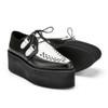 Womens Undercover Strummer Triple Sole Rockabilly Creeper Shoe
