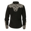 Womens Scully Vine Embroidery Western Shirt