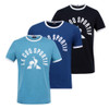 Mens Le Coq Sportif Essentials No.3 Short Sleeve Retro T-Shirt