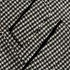 Mens Merc London Thornhill Houndstooth Wool 60s Mod Coat