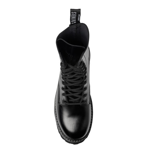 Womens Grinders Taylor CS 10 Eyelet Extra Thick Sole Derby Boots