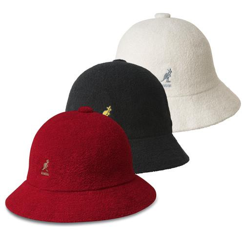 Unisex Kangol Retro Bermuda Casual LL Cool J Bucket Hat