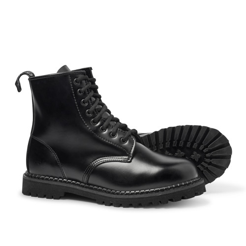 Mens Grinders Cedric CS Derby 8-Hole Goodyear Welted Boot