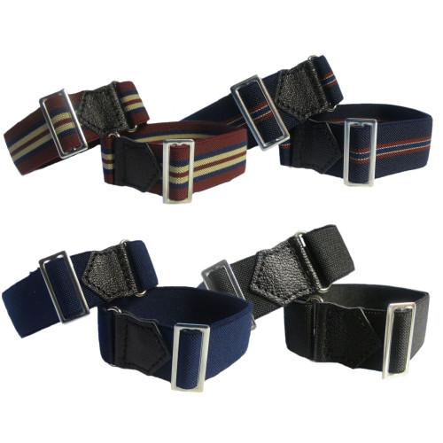 Albert Thurston Vintage Adjustable Elastic Sleeve Holder Armbands