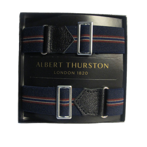 Albert Thurston Vintage Adjustable Elastic Sleeve Holder Armbands