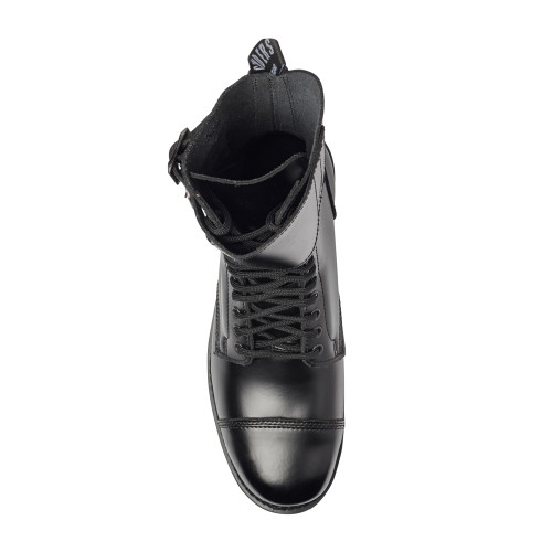 Mens Grinders Camelot CS 14 Eyelet Twin Buckle Derby Boot