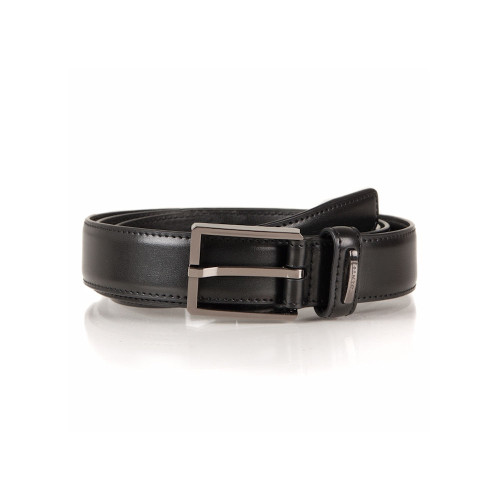 Mens Dents 30mm Classic Leather Synthetic Lined Belt