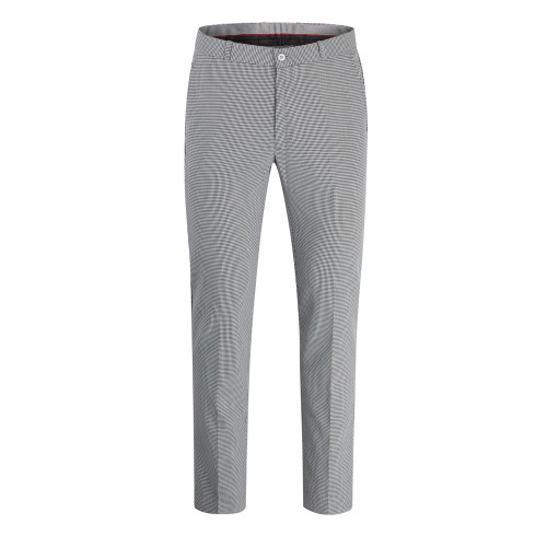 Mens New Dogtooth Sta Press Trousers Mod/Indie 28 - 40