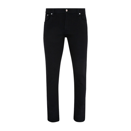Mens Relco Drainpipe Skinny Stretch Jeans