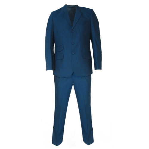 Relco Mens Tonic Retro Single Breasted Mod Suit