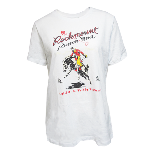 Womens Rockmount Classic Western Bronc T-Shirt