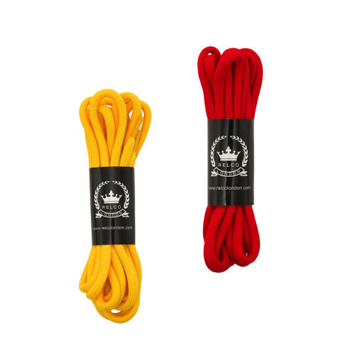 Mens Relco Coloured Mod Skinhead Laces