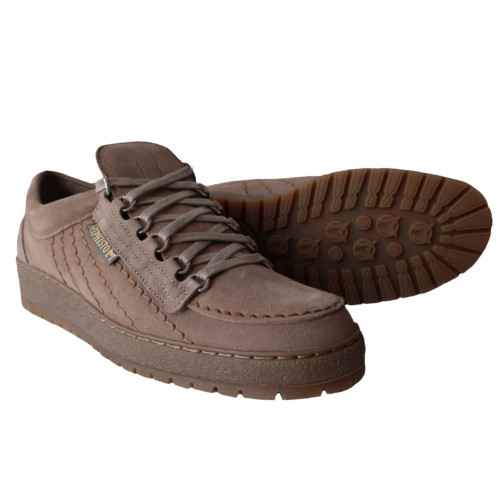 Mens Mephisto Rainbow Velours Soft-Air Suede Eco Shoes
