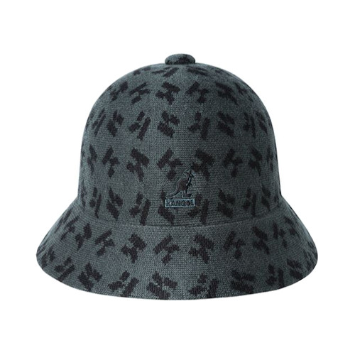Kangol Square K Casual Retro Bucket Hat