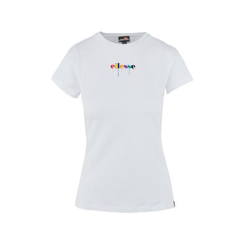 Womens Ellesse Heritage Rosemund 90s Logo T-Shirt