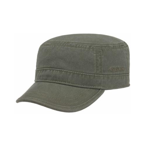 Stetson Retro Style Cotton Gosper Army Cap