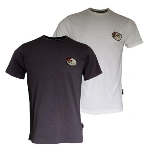 Mens Schott NYC KYLIAN Retro Speedway T-Shirt