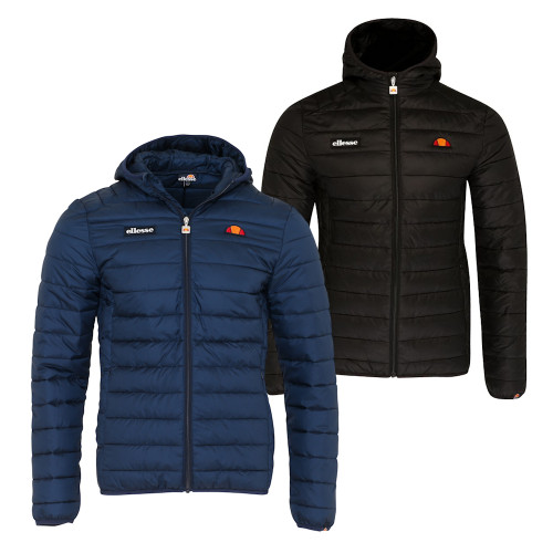 Mens Ellesse Heritage Lombardy 80s Casual Padded Jacket