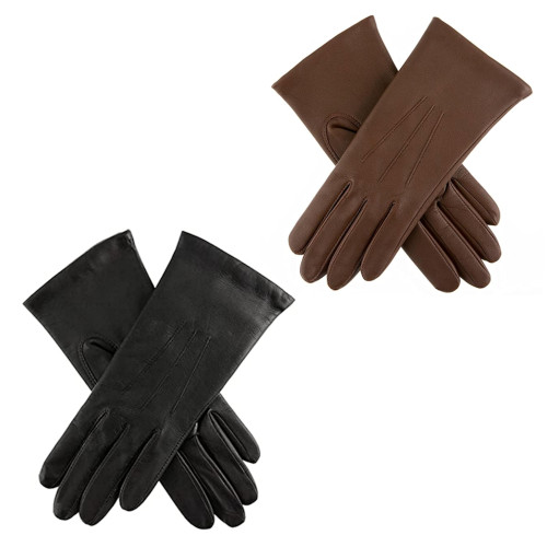 Womens Dents Emma Classic Leather Gloves