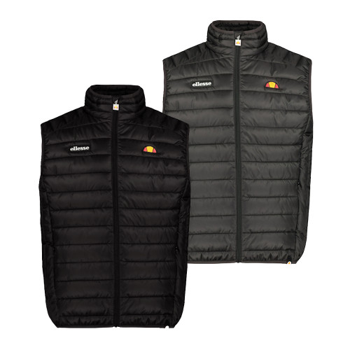 Mens Ellesse Heritage 80s Casual Bardy Padded Gilet