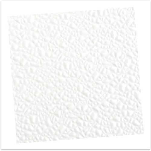 4' x 12' class C bright white pebbled FRP (fiberglass reinforced paneling)