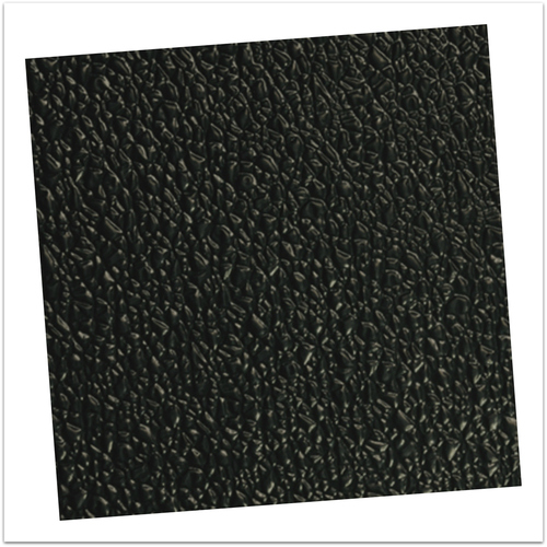 Black 4' x 9' Glasteel Class C Pebbled FRP (fiberglass reinforced panel)